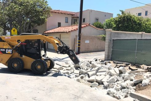 Concrete Demolition and Removal